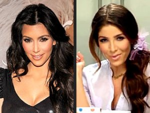 Old Navy gets sued for using Kim Kardashian lookalike