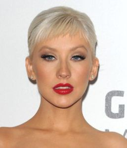 1940's inspired makeup @ the Grammy Nominations