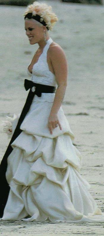 Stunning Celeb Wedding Dresses | Pout Perfection