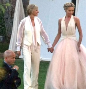 Stunning Celeb Wedding Dresses