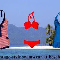 Style Focus: Vintage Style Swimwear
