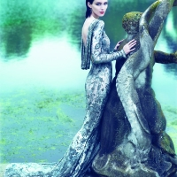 Rooney Mara on the Vogue Cover