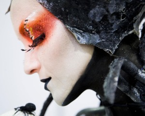 Weekend Trend Crush: Brilliantly Extravagant Makeup Looks for Halloween