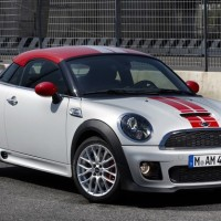 All I want for Christmas is a Mini Cooper Coupe