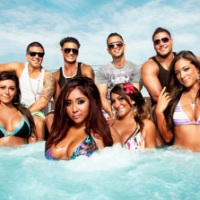 Jersey Shore : Then & Now