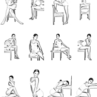HOW TO POSE, BEING POSTURE SAVVY
