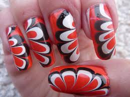 Water marble nail art how 2 pout perfection and now for the youtube tutorials water marble art youtube prinsesfo Gallery