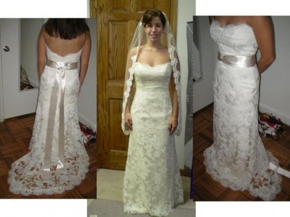 Wedding Gowns For Petite Women: Pictures Of Petite Brides