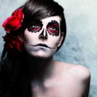 Día de los Muertos Makeup