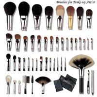 ESSENTIAL TOOLS FOR MAKEUP and the MUA