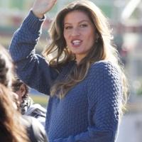 Gisele Bundchen is pregnant again, and rich!