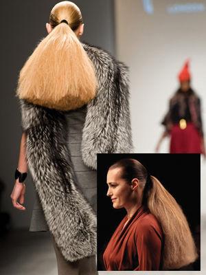 Strange Ponytail Lovin39 Pout Perfection Hairstyles For Men Maxibearus