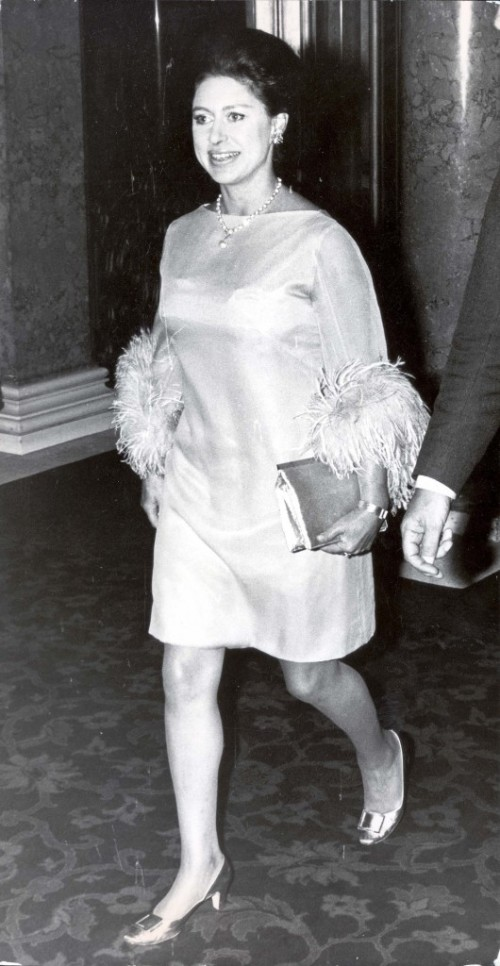 Style Watch Princess Margaret Pout Perfection