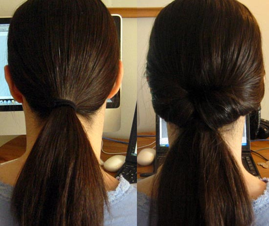 Admirable Ponytail Lovin39 Pout Perfection Hairstyles For Women Draintrainus