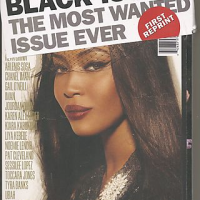 THE BLACK ISSUE : Pioneering Models of Colour