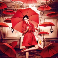 Penelope Cruz Kisses Superstition Goodbye for the Campari 2013 Calender