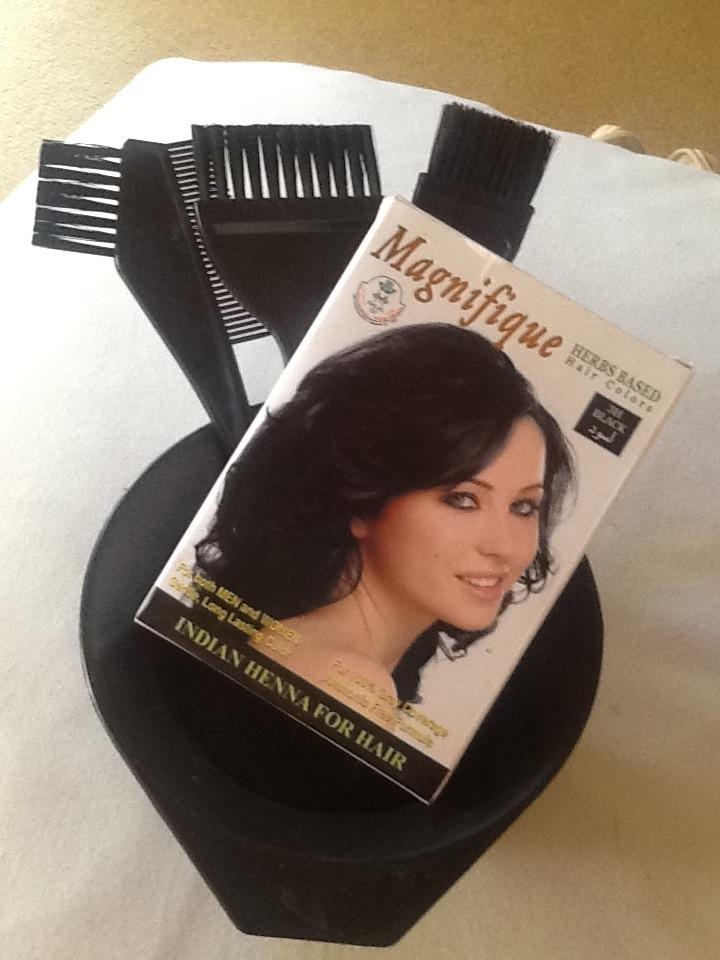 INDIAN HENNA HAIR DYE – MAGNIFIQUE | Pout Perfection