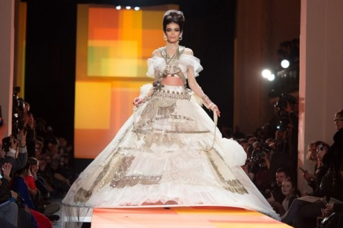 jpg runway couture bride