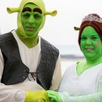 Themed Weddings : Shrek & Fiona