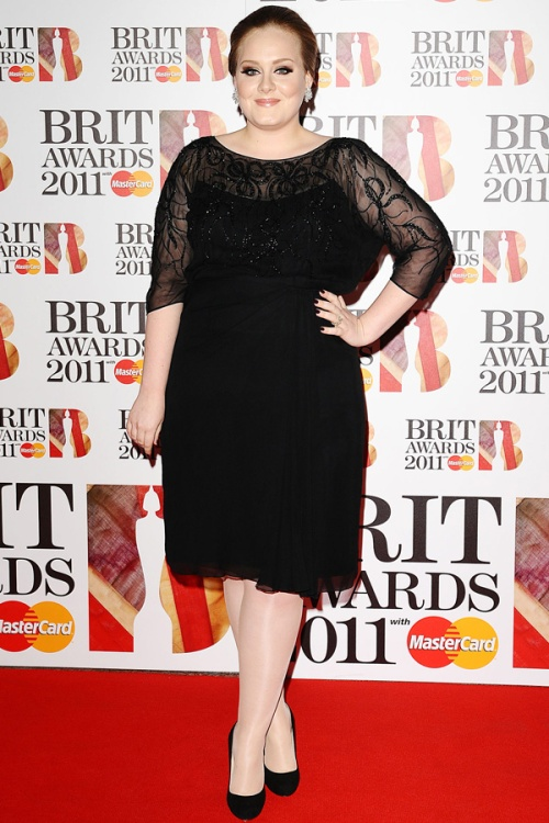 adele - brit awards