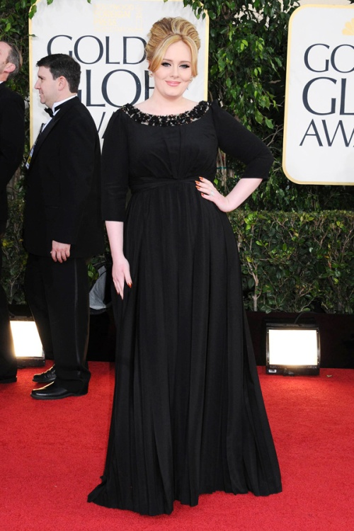 Adele golden globe