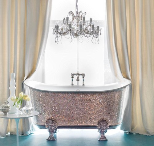 blingy bathrooms