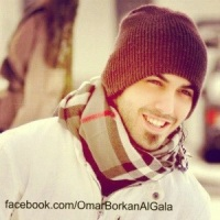 OMAR BORKAN AL GALA - THE MAN THAT WAS TOO HANDSOME FOR SAUDI ARABIA