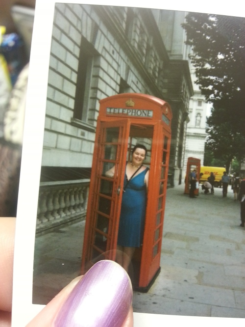 Hiiii, I'm in London!!