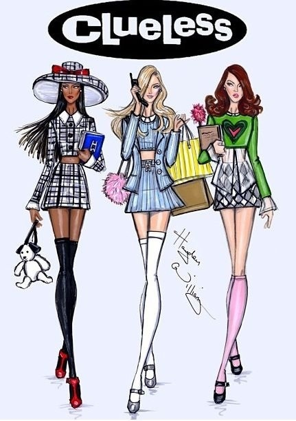 Who Is Hayden Williams British Fashion Illustrator Designer Conquering