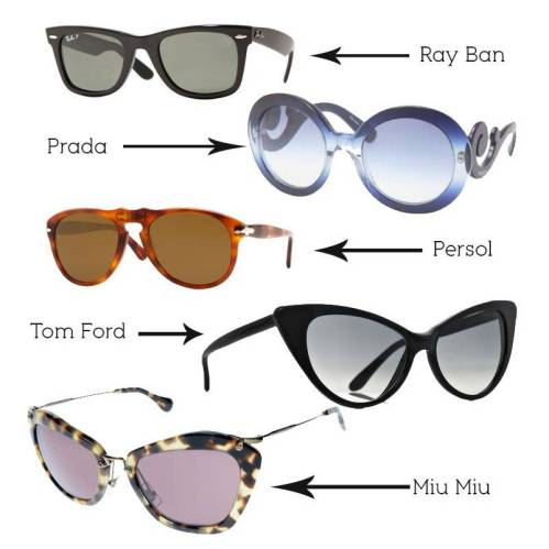 5 GREAT SUNGLASS BRANDS