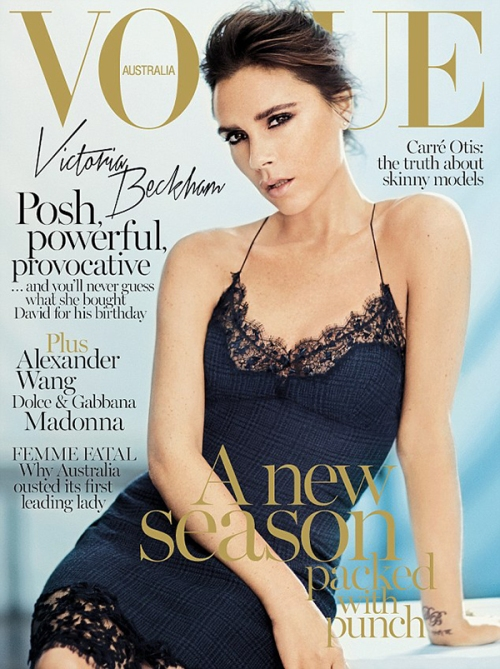 Vogue Australia Cover September 2013