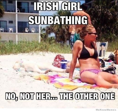 irish-girl-sunbathing
