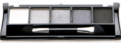 Ralo Cosmetics - 5-Colour Eyueshadow Shimmer (R44.50)