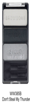 Went'n Wild - colour Icon Eye Shadow Trio in Don't Steal My Thunder