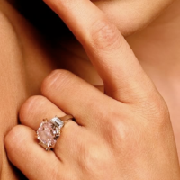 The Beautiful, Dreamy $83 Million Diamond Ring