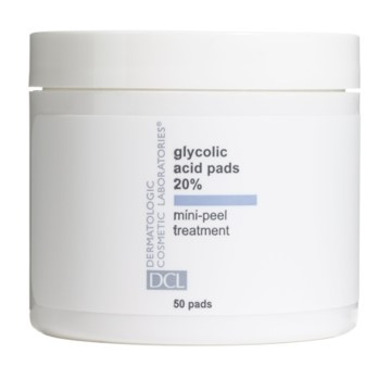 DCL GLYCOLIC ACID PADS