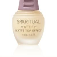 SpaRitual...Matte Top Effect