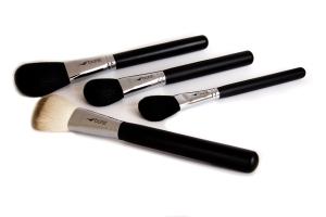 Powder brush set