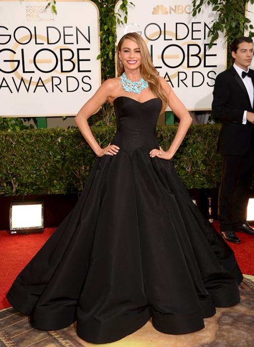 Sofia Vegara Golden Globes 2014