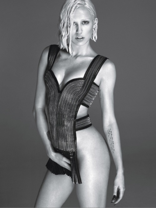 Miley Covers W Magazine 2