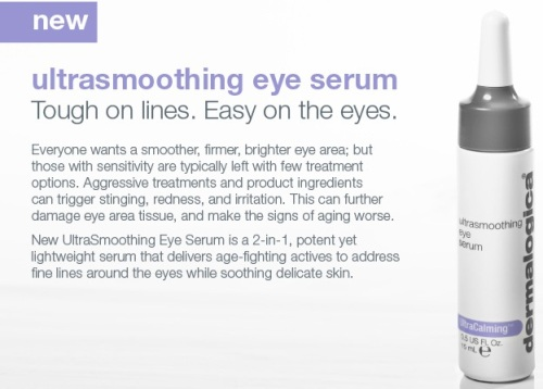 ULTRA SMOOTHING EYE SERUM