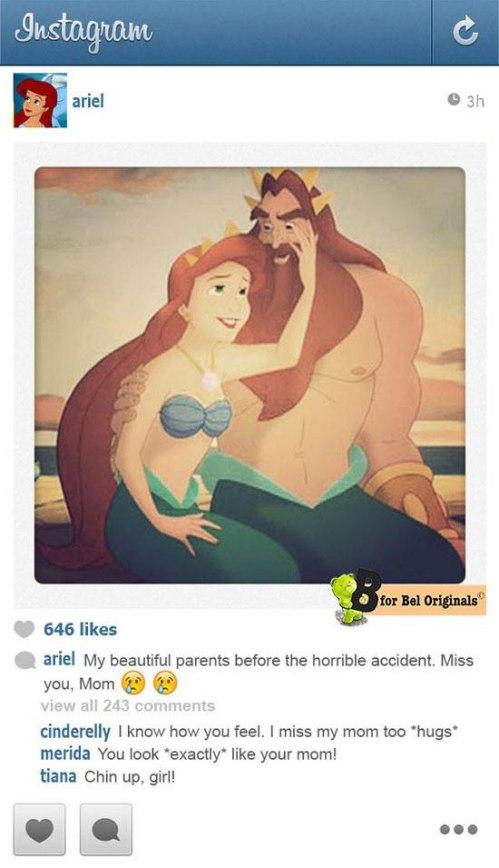 Ariel Instagram