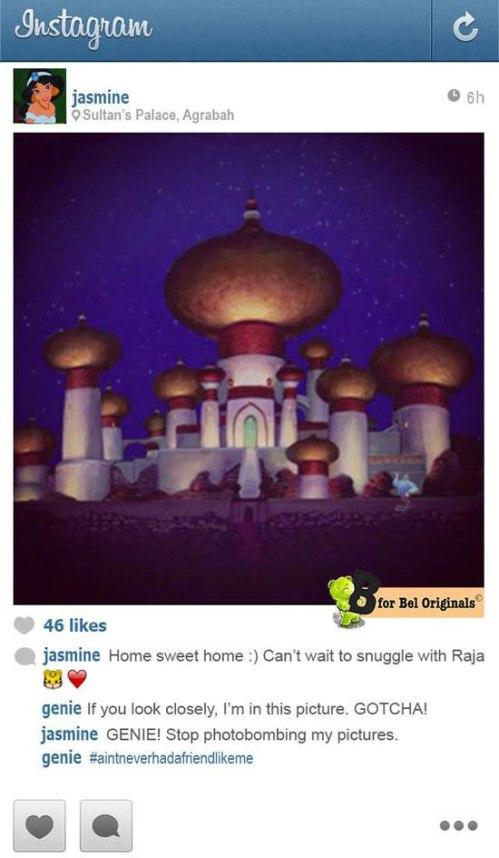 Jasmine Instagram