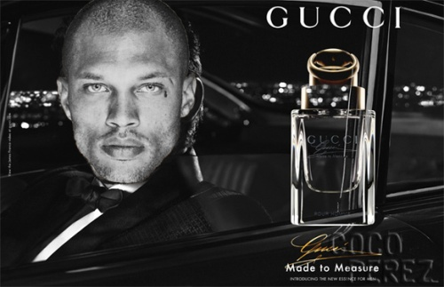 Jeremy Meeks Gucci Inspiration