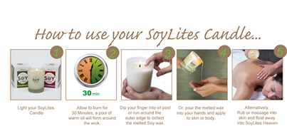 Soy Lites - How To