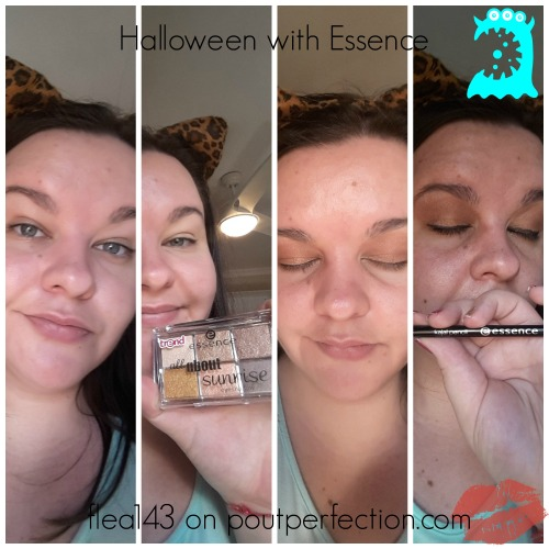 Essence Leopard Step by Step 1 POUTPERFECTION