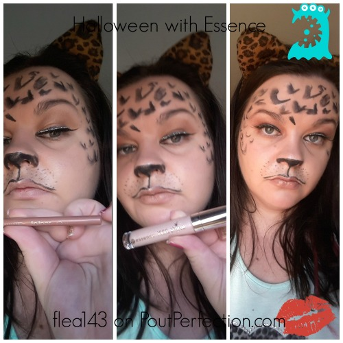 Essence Leopard Step by Step 4 POUTPERFECTION