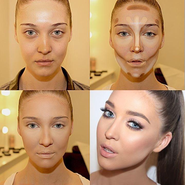 Contouring Makeup Tutorial  How to Contour Your Face