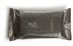 MUD MAKEUP REMOVER TOWELETTES