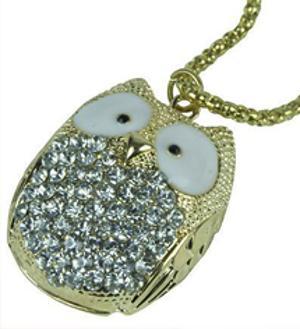 Owl Pendant (Large)